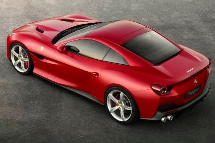 This Is The Ferrari Portofino: Say Goodbye To The California T