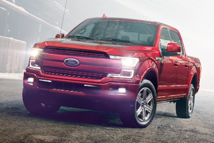 2018 model year F-150 is a major update, with a diesel engine following in mid-2018