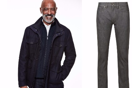 M&S launches sustainable selvedge denim jeans
