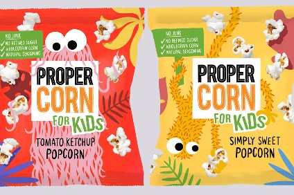 UK snacks brand Propercorn brings in former Tyrrells man Mike Hedges as CEO