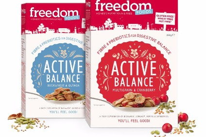 Freedom Foods - impacted by acquisition costs.