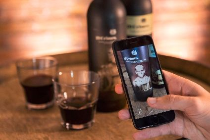 Treasury Wine Estates ramps up augmented reality as app passes 3m downloads - ProWein 2019