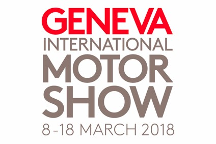 March 2018 management briefing - Geneva Show essentials