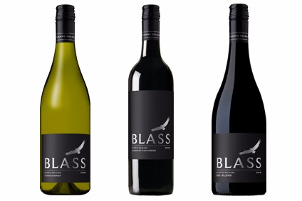 Treasury Wine Estates' Blass wine range - Product Launch