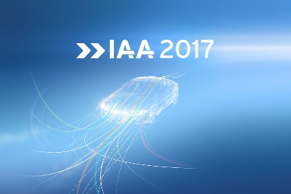 September 2017 management briefing: Frankfurt Motor Show (IAA)