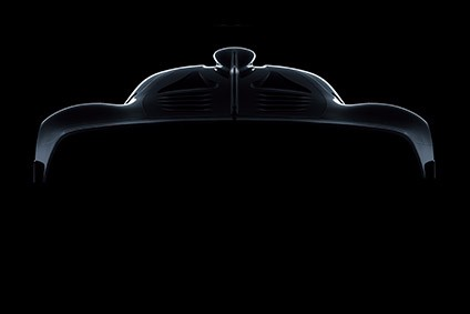 Mercedes-AMGs Project ONE hypercar will be fully revealed on 12 September