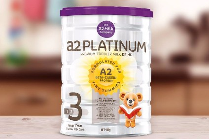 "A2 Platinum infant formula owner ""getting lots of interest from major players"""