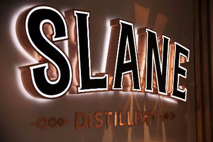 Major spirits companies are busy investing in Irish whiskey, including Brown-Forman with its Slane Castle brand