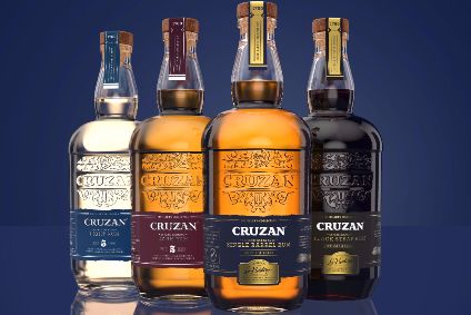 The updated packaging will apply across Cruzans Distillers Collection expressions