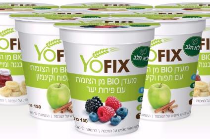 Israeli Start Up Yofix Gets Us2m To Expand Plant Based Yogurt