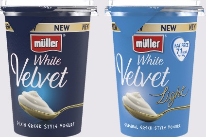 Müller eyes growth in UK yogurt and desserts