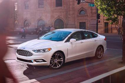 The Ford Fusion is among the models requiring an inventory adjustment
