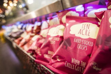 UK crisp maker Fairfields Farm plots export growth after Ten Acre buy - interview