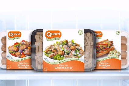 Quorn extends into chilled aisle in US