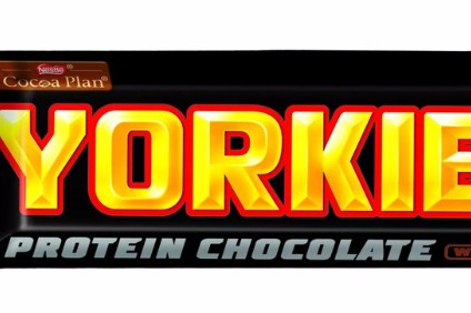 Yorkie Pro - Nestle seeks to tap into increased demand for protein-enriched snacks.