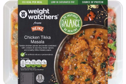 Kraft Heinz Launches Weight Watchers Balance Range In Uk