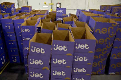 Jet.com - launching its own grocery brand with parent Walmarts backing.