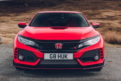 You wont mistake the Type R for any other Civic or indeed any other car