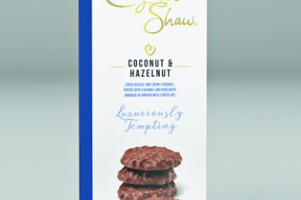UK chocolate firm Elizabeth Shaw branches into biscuits