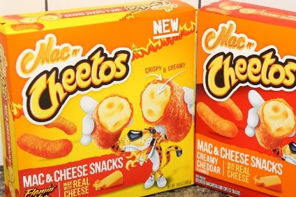 PepsiCo launches Mac n Cheetos into US supermarkets