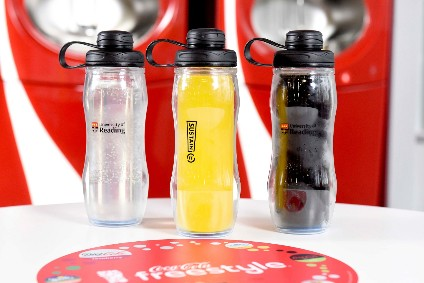 Coca-Cola European Partners to track refillable bottles on UK university campus