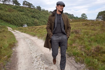 M&S works to close the loop with recycled wool suit