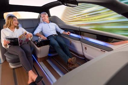 Autonomous Vehicle Interiors What Can We Expect Automotive