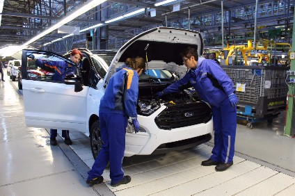 Ford Details Gradual Restart In Europe Automotive Industry News Just Auto