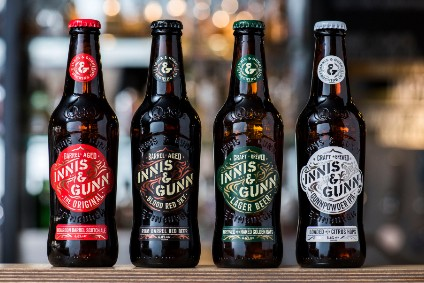 Innis & Gunn currently outsources some of its production to C&C Group