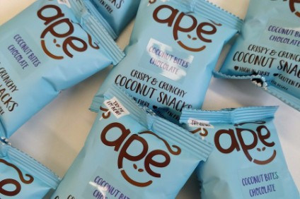 UK coconut snacks brand Ape sold to private investor