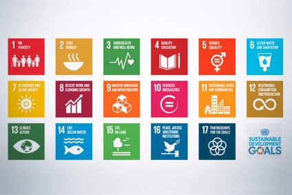 Why are food companies aligning with UN Sustainable Development Goals?