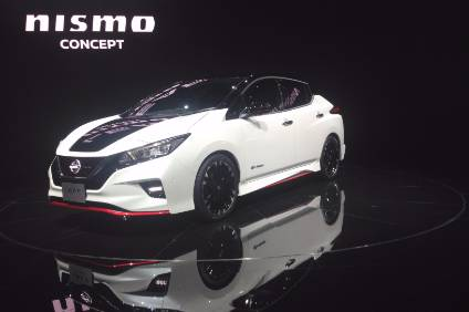 Nissan hopes the Nismo sub-brand can appeal to younger buyers, in particular