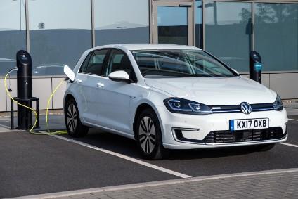 Analysis Volkswagen E Golf Gains 50 Range Boost Automotive
