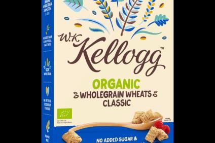 Kellogg To Enter Uk Organic Vegan Cereal Segments Food