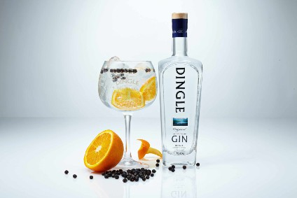 The Dingle Distillery gin volumes to hit 250,000 bottles as