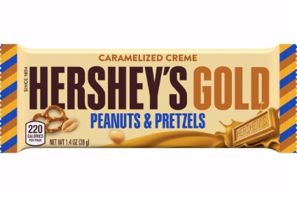 "Hershey set to unveil Gold - its ""fourth flavour"""