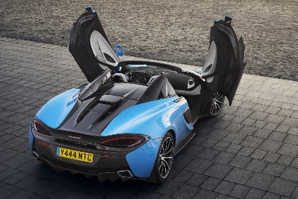 Spider Has A 46kg Weight Premium Compared To 720s Roof Takes Only 15 Seconds