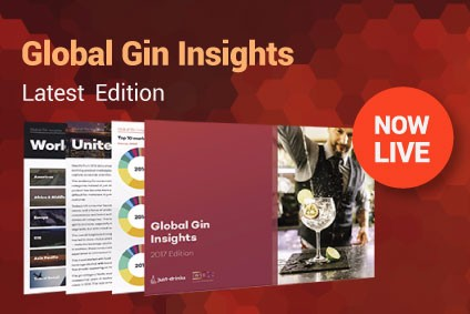 UK gin exports in 2018 set to double over 2008 - figures