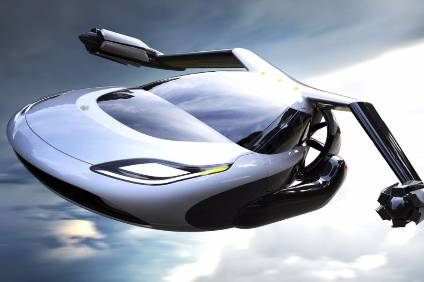 Flying auto  BREAKTHROUGH: 200mph vehicle 'promised by 2019'