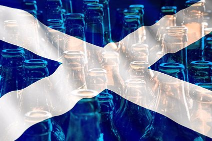 Scotland will introduce a minimum unit price for alcohol in May
