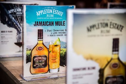 Gruppo Campari lines up Appleton Estate rum push at JFK airport