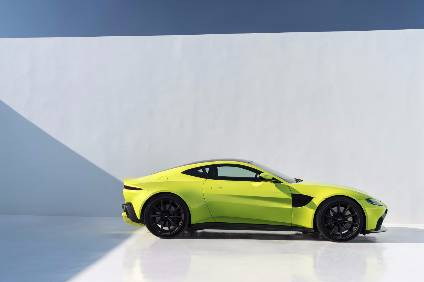 New Vantage continues the range renewal plan for Aston Martin