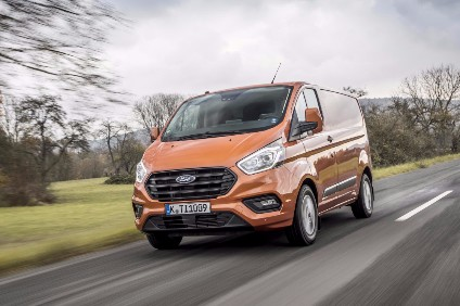 Might we see Fords excellent Transit range rebadged for Volkswagen?