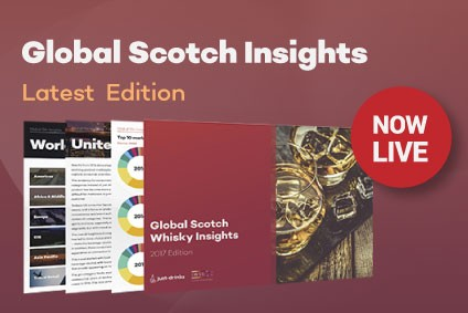 The latest just-drinks/The IWSR Scotch whisky report is published this week