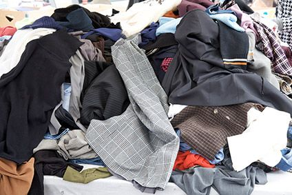 "British MPs criticise ""mountain of clothing waste"""