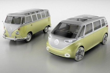 I.D. Buzz concept and its inspiration: will the 2022 I.D. Bus look like this?
