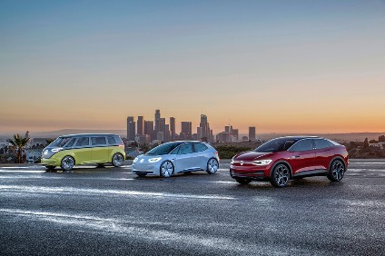 VW says saloon will supplement three ID variants already out in concept form