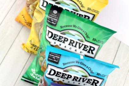 Better-for-you snacks from Deep River