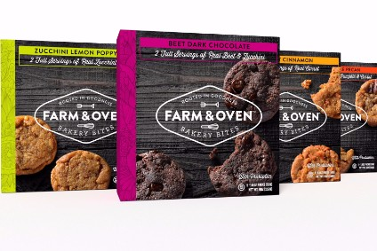 US start-up Farm & Oven launches vegetable-based Bakery Bites