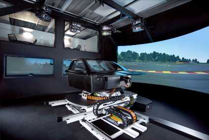 Electric And Autonomous Driving Boosting Simulator Demand